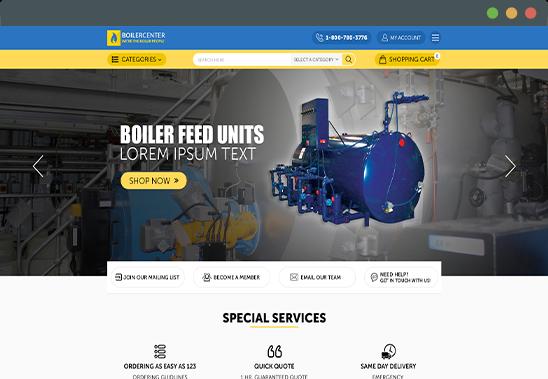 Boiler Center