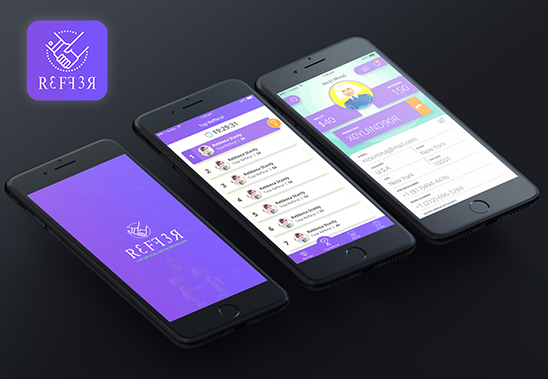 Referral App